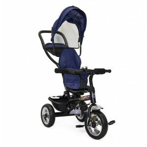 Nuovo Stages Stroller Tricycle - Navy