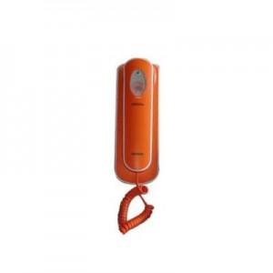 Bell Corded Telephone Rainbow 58200 - Orange