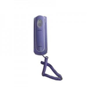 Bell Corded Telephone Rainbow 58200 - Purple