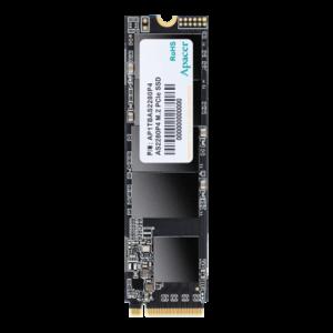 Apacer AS2280P4 256GB M.2 PCIe Gen3 NVMe SSD