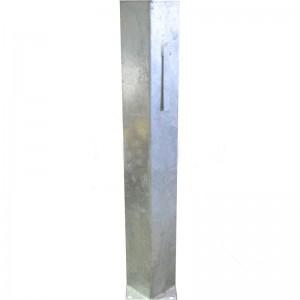 Centurion - Pedestal 100mm Galvanised no Flange Auto / Maxi