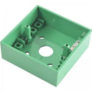 Call Point - Green Back Box Only DMN787G for FR09