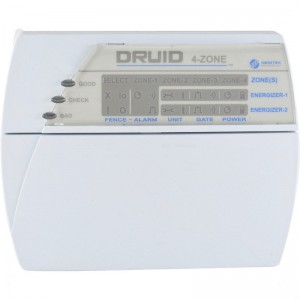 Nemtek Keypad - 4 Zone LCD for 2 Zone DRUID Energizers