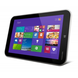 Toshiba Tablet 8'' Intel Atom Z3740/ 2GB/eMMC32Gb/