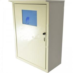 Enclosure - Steel Box Stealth