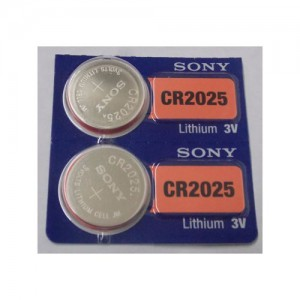 Sony Coin Cell Battery : CR2025