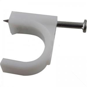 PVC Saddle Round - 12mm / 100
