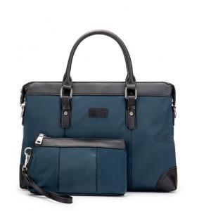 TUFF-LUV Ladies Business 12-13 Inch Laptop /  Tote Bag - Navy Blue (5055261883706)