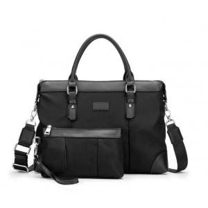 TUFF-LUV Ladies Business 12-13 Inch Laptop /  Tote Bag - Black (5055261883690)