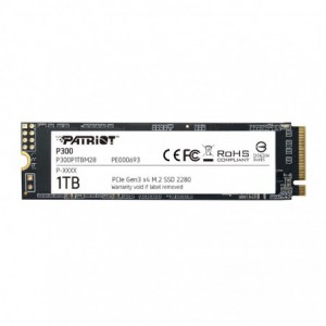 Patriot P300 1TB M.2 PCIe NVMe SSD