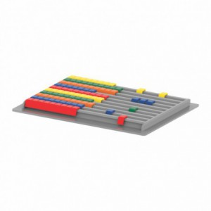 Abacus Parrot 100 Beads