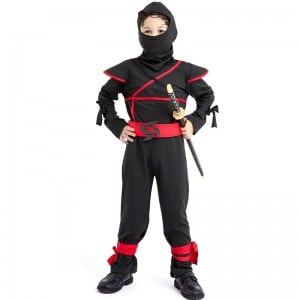 Stealth Ninja Costume