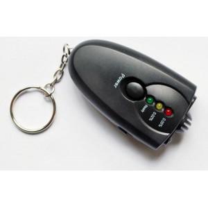 Keychain Alcohol breathalyzer