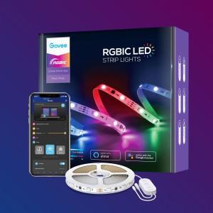 Govee RGBIC Wi-Fi+Bluetooth LED Strip Lights