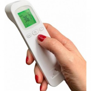 Casey FitGo Non Contact Infrared Forehead Thermometer
