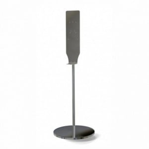 Janitorial Dispenser  Stand Stainless Steel