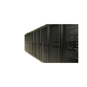 RCT 42U 800mm Deep Glass Door Cabinet