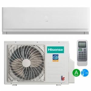 Hisense MidWall Spit Unit 12000BTU Inverter Air Conditioner Indoor And Outdoor Bundle