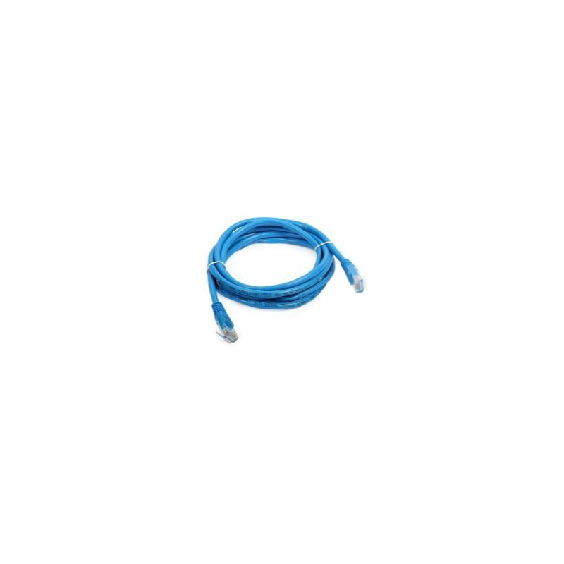 Unbranded CAT6-3M-BL CAT6 Patch Cord - 3m - Blue