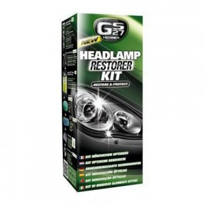 GS27 Headlamp Restorer Kit