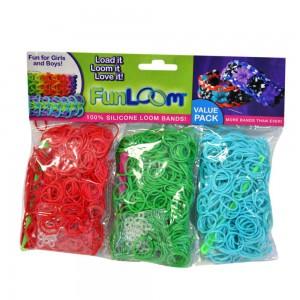 Fun Loom Refill Pack 1800 pcs