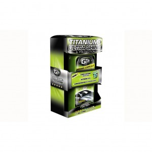 GS27 Titanium Ultra Shine & Protection Automotive Wax