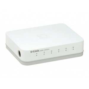 D-Link 5 Port Gigabit Switch DGS-1005A