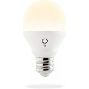 LIFX Mini Wi-Fi Smart LED White Light Bulb (E27) works with Alexa, Apple HomeKit and Google Assistant