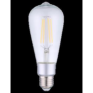 Shelly Vintage ST64 7W Smart Wi-Fi Voice Control LED Bulb