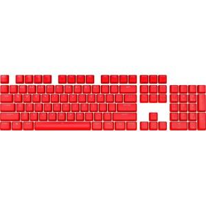 Corsair - PBT Double-Shot Pro Keycap Mod Kit - Origin Red