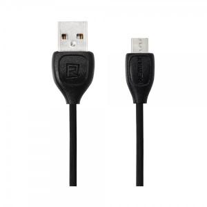 Remax 1m Lesu USB to Micro Cable - Black