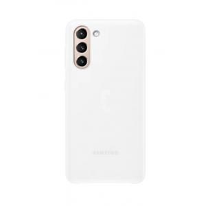Samsung S21 Smart LED Cover - White