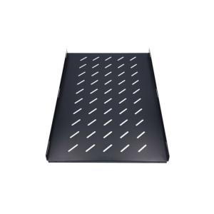 Extralink Fixed Flat Shelf 1000mm Black