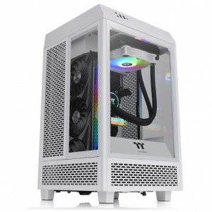 Thermaltake The Tower 100 Snow Mini Chassis