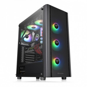 Thermaltake V250 Tempered Glass ARGB Mid Tower Chassis
