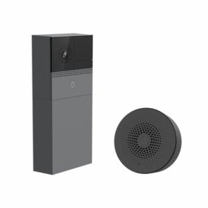 Laxihub 1080p Wireless Battery Doorbell Camera