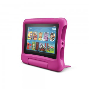 """All-New AMAZON Fire 7 Kids Edition Tablet (9th Gen) 7"""" Display - Pink (16GB)"""