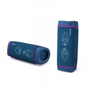Sony SRS-XB33 (Blue) Extra Bass Wireless Speaker