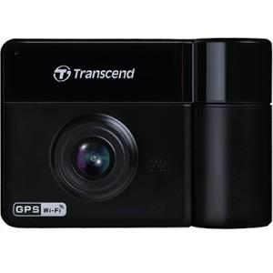 Transcend DrivePro 550 (Model B) Dual Lens Dash Cam With 64GB MicroSD Card