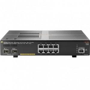 Aruba 2930F 8G PoE+ 2SFP+ Switch