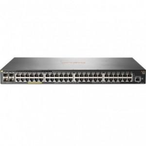Aruba 2930F 48G PoE+ 4SFP Switch