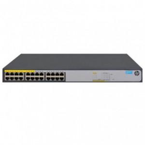 HPE 1420 24G PoE+ (124W) Switch