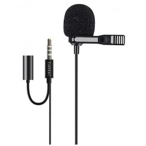 Earldom ET-E38 3.5mm Condenser Wired Microphone