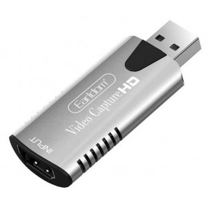 Earldom HDMI 4K To USB 3.0 Video Capture Adapter
