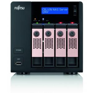 Fujitsu S26341-F103-L812 Celvin NAS Server - 4 x 2TB HDD
