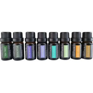 Silkinder Essential Oil 8 Bottles (B) - for Atomisers