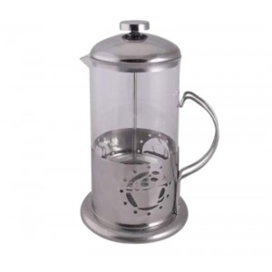 Casey French Press Coffee Plunger - 1 Litre