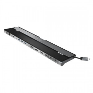 j5create USB-C Triple Display Docking Station