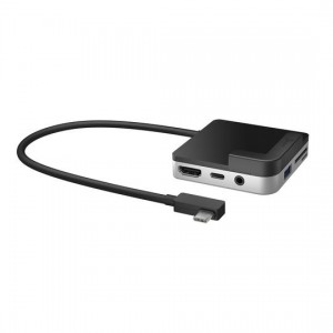 j5create USB-C to 4K 60 Hz HDMI Travel Dock for iPad Pro