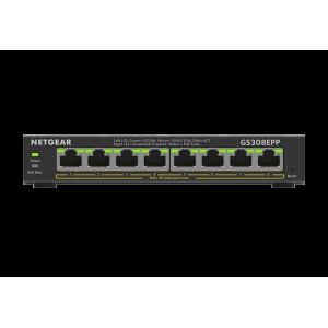 Netgear 10 Port Smart Managed Plus Gigabit Ethernet Switch